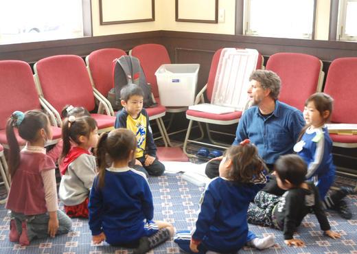 Kids' English School 04. 17. 2012