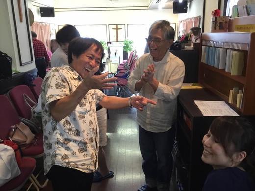 ◆聖日礼拝2017,09,03◆~主と繋がって~