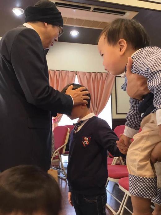 ◆聖日礼拝2017.10.08◆ ~子供礼拝祝福式~