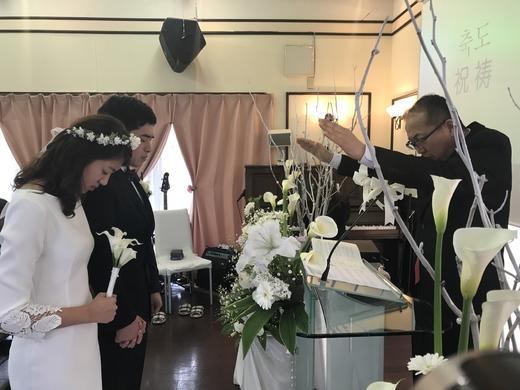 ◆祝!結婚式◆ ^^ジキュ兄、チンフ姉^^