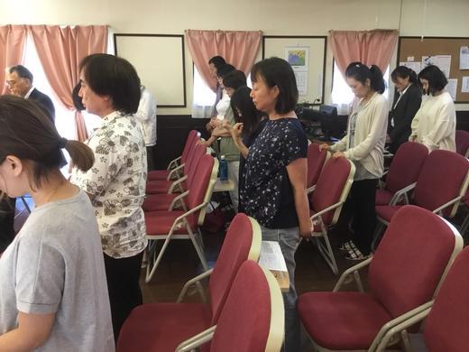 ◆聖日礼拝2018.10.07◆