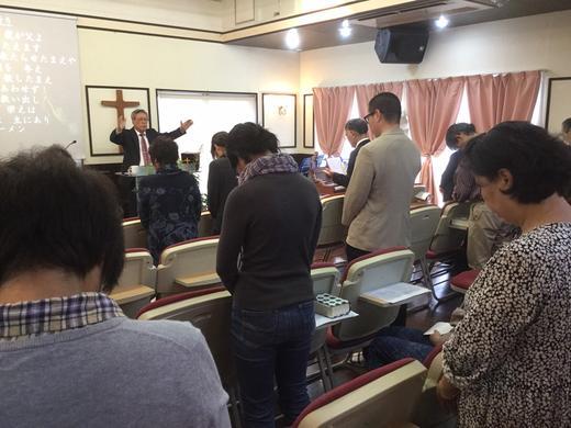 ◆聖日礼拝2018,10,14◆