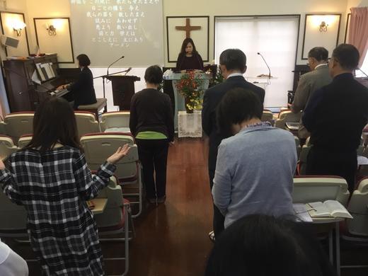 ◆聖日礼拝2018.11.04◆