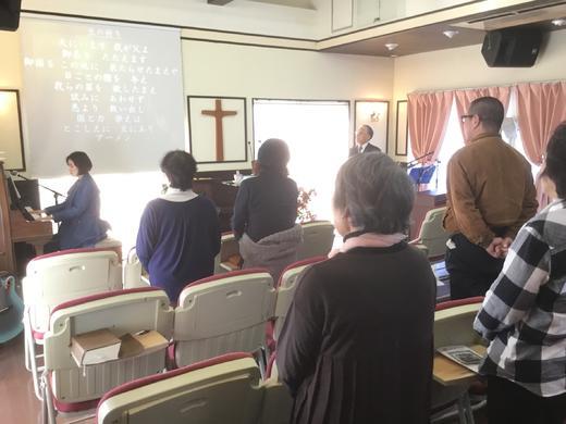 ◆聖日礼拝2018.11.25◆