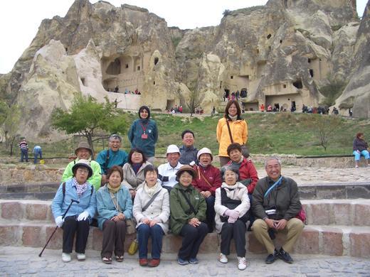 聖地巡礼旅行(トルコ、パウロの足跡を辿る旅)