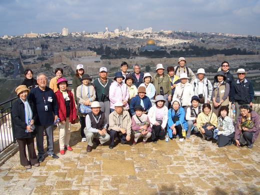 聖地巡礼旅行(エジプト、ヨルダン、イスラエル)