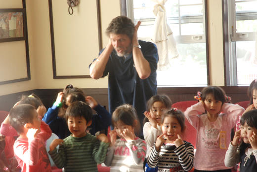 Kids'  English  School  in  2012
