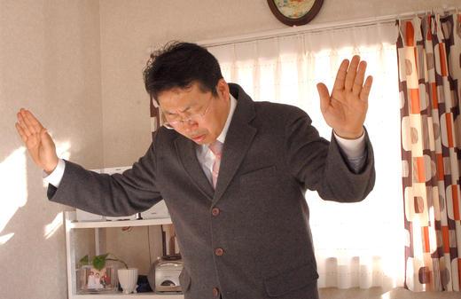 ホーム コイノニア  藤田 家にて