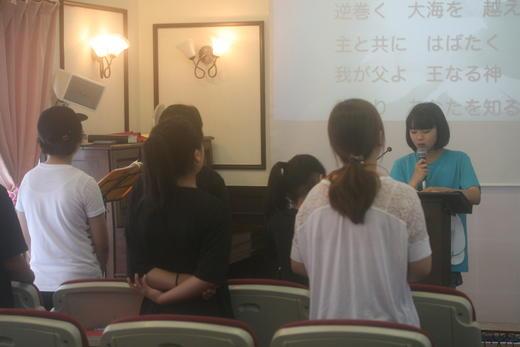 ◆聖日礼拝2018,07,29◆