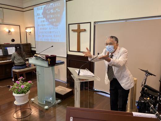 ◆聖日礼拝2020.09.13◆