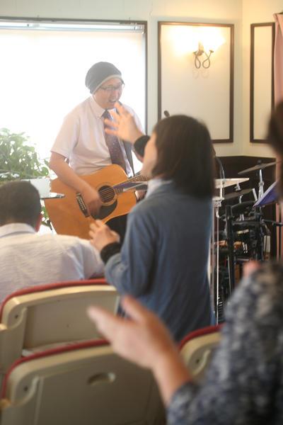 ◆聖日礼拝2017,09,24◆ ~あふれる喜び~